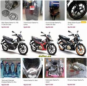 Harga Spare Part Motor Suzuki