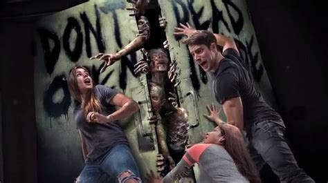 Watch a sneak preview of the attraction — which was announced on the talking dead on. Universal Studios Hollywood Announces The Walking Dead ...
