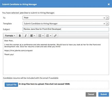 email sample  send resume vvengelbertnl
