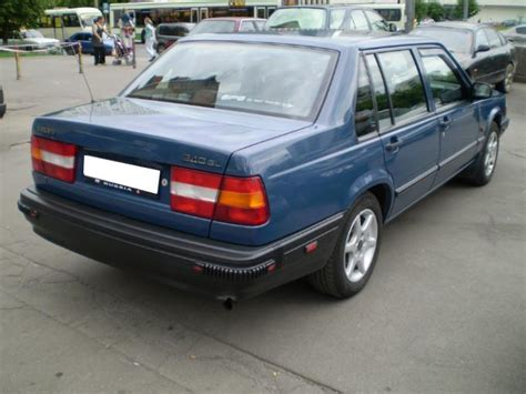 manual cars for sale 1995 volvo 940 security system 1994 volvo 940 pictures 2 4l gasoline fr or rr manual for sale