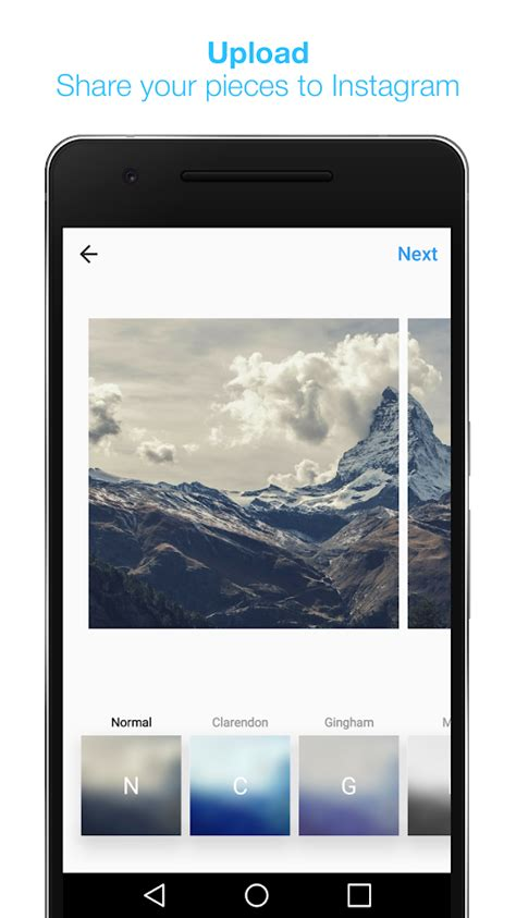Instaswipe Instagram Panorama  Android Apps On Google Play