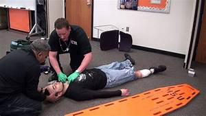 Emt Patient Assessment Trauma Assessment Youtube