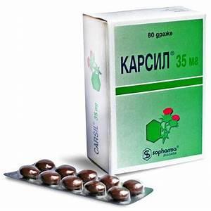 Лучшие препараты для лечения печени гептрал