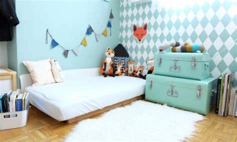 chambre ideale pédagogie montessori aménager la chambre idéale pour nos