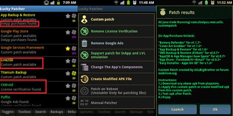Modified Apk With Lucky Patcher by Lucky Patcher Apk No Root Needed Apk Mod