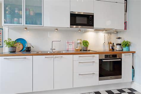 scandinavian kitchen design colorful scandinavian apartment captures inspiring details 2114