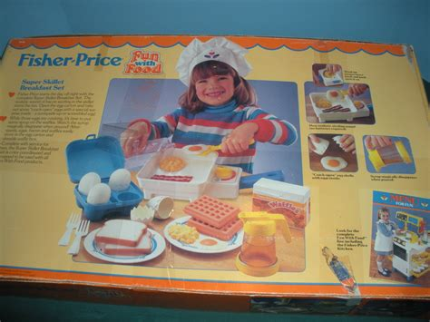 cuisine fisher price bilingue food on