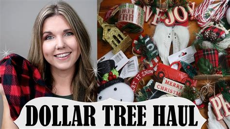 dollar tree christmas haul 2018 dollar tree haul 2018 new finds fall decor