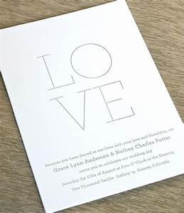 letterpress wedding invitation minimal wedding With letterpress wedding invitations adelaide