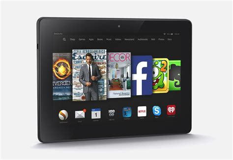 Amazon refreshes Fire tablets, introduces Fire HD Kids