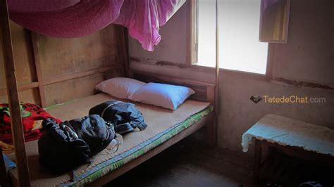 chambre spartiate retour à mandalay par bateau myanmar voyage