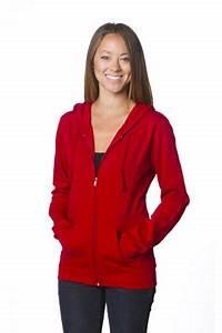 Women's Lightweight Zip Hoodie Sweatshirt - Klothwork