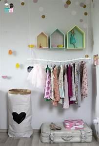 Kindergarderobe Selber Bauen : upcycling bau dir eine unsichtbare 1 kleiderstange handmade kultur ~ Frokenaadalensverden.com Haus und Dekorationen