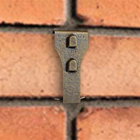 how to hang christmas lights on brick brick clips for christmas wreath standard size set of 2