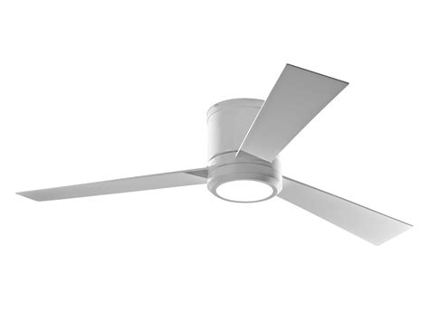Enormous Low Clearance Ceiling Fan Powerful Small Profile