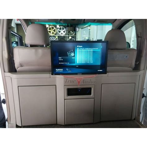 Toyota Vellfire Modification by Toyota Alphard Vellfire Modified Royal Lounge