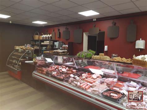 Atvērts ''Gaļas Nama'' veikals Rīgā   Jēkabpils Gaļas Nams