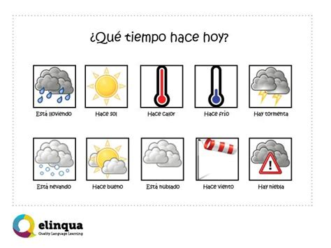 weather expressions worksheet useful resources to learn onlineelinqua