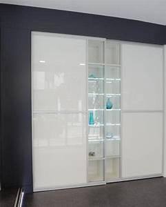 Portes coulissantes tous les fournisseurs porte for Porte de garage coulissante et porte interieur blanc laqué