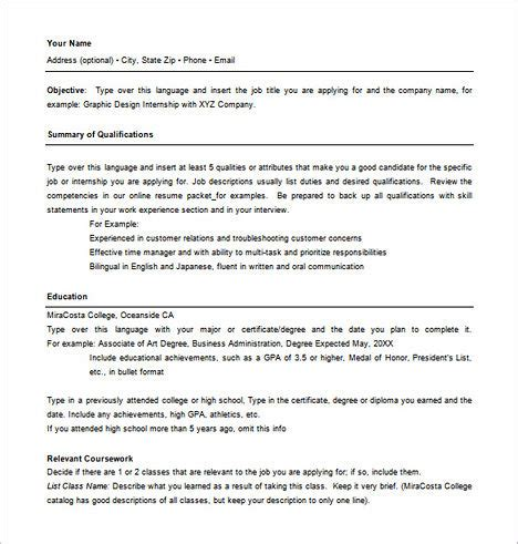 Combination Resume Template by Impressive Accomplishments Resume To Get Noticed