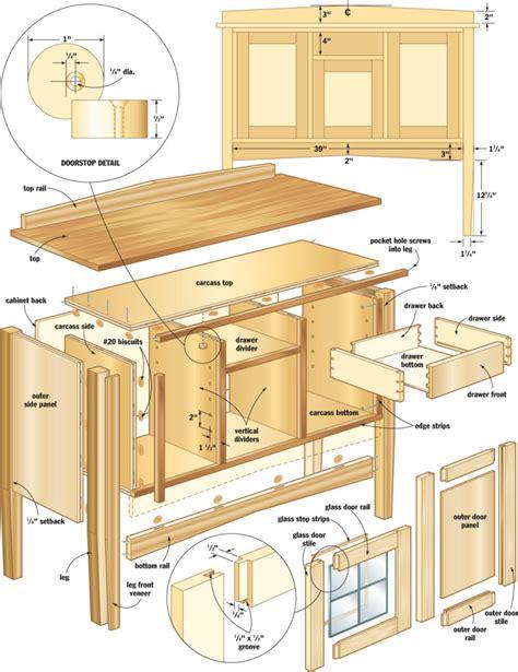 kitchen island woodworking plans 150 free woodworking projects plans diy woodworking plans 5237