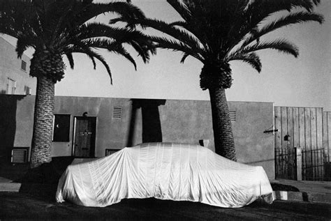 Covered Car by Robert Frank Unpleasant Connections 1991 American
