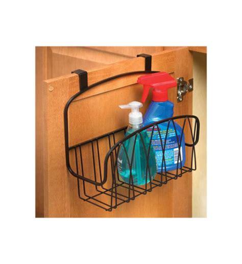 over the cabinet basket twist over the cabinet basket in cabinet door organizers