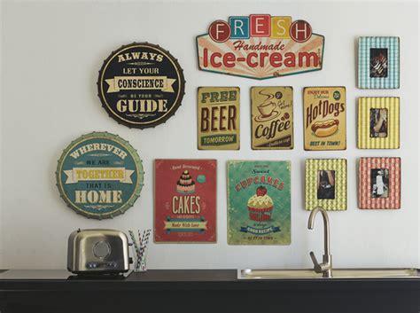 plaque mur cuisine comment décorer mur décoration