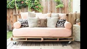 Pallet Sofa Cushions Living Room With Pallet Sofa - TheSofa
