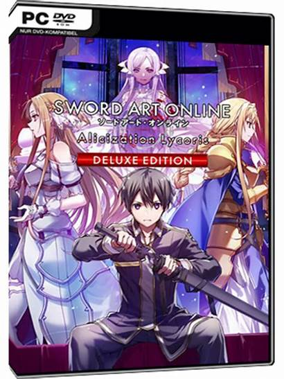 Sword Lycoris Alicization Deluxe Edition Mmoga Key