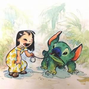 Chris sanders art | Disney concept art, Disney character ...