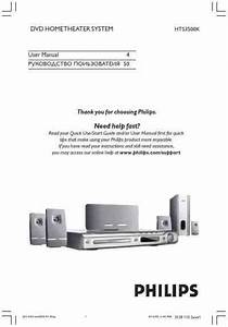 Philips Hts 3500 Home Theater Download Manual For Free Now