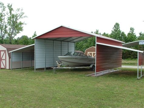 metal carport with storage 28 images all products barn