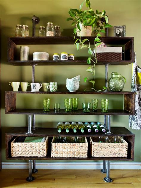 cool space saving ideas   kitchen