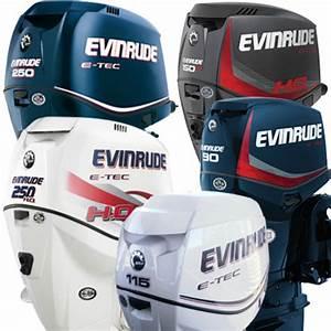 Outboard Won U2019t Start  Evinrude E