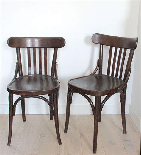 repeindre chaise en bois mes chaises de bistrot en skylight poligom