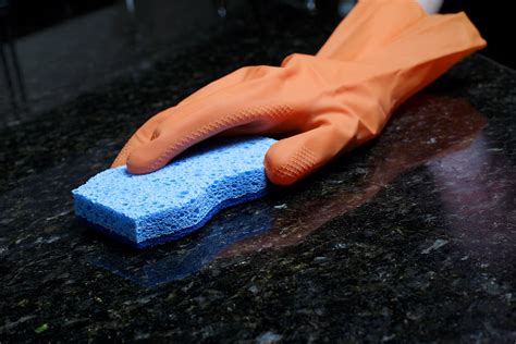 cleaning tips for marble countertops