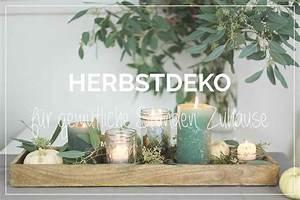 Bilder Im Glas : herbstdeko im glas ~ Orissabook.com Haus und Dekorationen