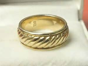 avery wedding rings buy avery fluted wedding ring band 14k yellow gold size 8 retire in cheap price on alibaba