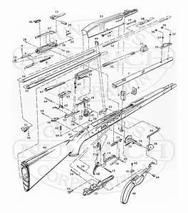 Remington Nylon 66 Parts Diagram