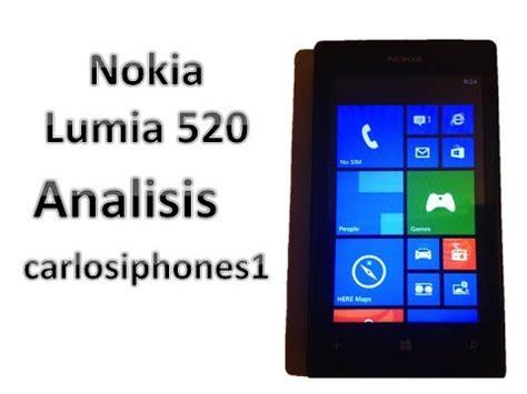 nokia lumia 520 analisis en espanol carlosiphones1