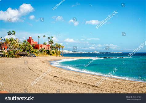 coast spain malaga picturesque andalusia benalmadena town shutterstock