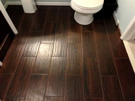 Porcelain Floor Tile Wood Look ? The Home Redesign