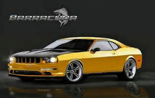 2015 dodge barracuda concept and release date future cars models - Dodge Barracuda 2015 Car And Driver