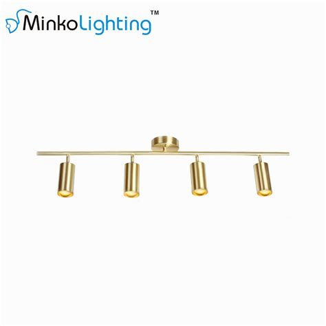 manufacturers of kitchen gold color 3 light linear wall