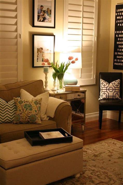 cozy livingroom cozy living room lindo uso de las persianas living