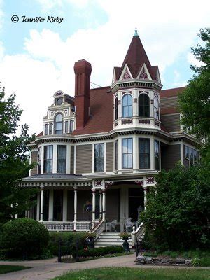 queen anne victorian  st paul historic homes  minnesota