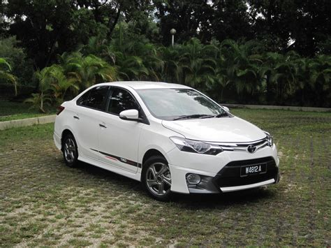 Review Toyota Vios by Test Drive Review Toyota Vios 1 5 Trd Sportivo