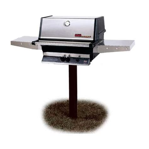 outdoor gas l post outdoor kitchen natural gas grill post built in grills