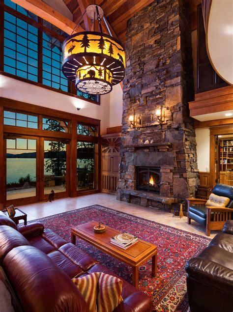 great home interiors mountain architects hendricks architecture idaho priest